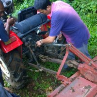 Maintenance of Tractor